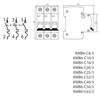 Immagine di KMB6-C10/3  Interruttori automatici