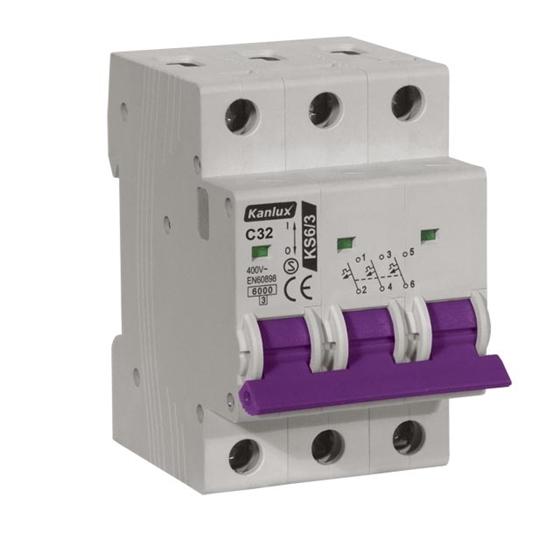 Immagine di KS6 C32/3  Interruttori automatici