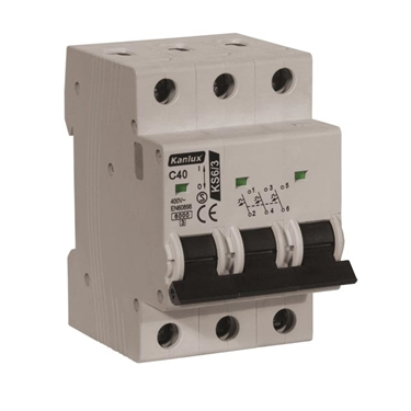 Picture of KS6 C40/3  Interruttori automatici