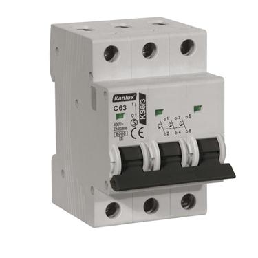 Picture of KS6 C63/3 Interruttori automatici