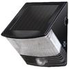 Picture of Luce solare da parete 2 LED nero