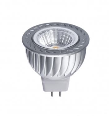 Immagine di LED COB MR16/GU5,3 - 6W - CW
