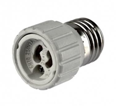 Immagine di Adattatore della sorgente di luce - E27/GU10