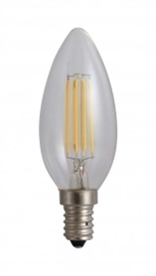 Immagine di LED COG 4W E14 - WW