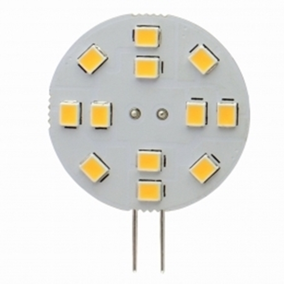 Immagine di LED G4 12V 2W - 30 mm - CW