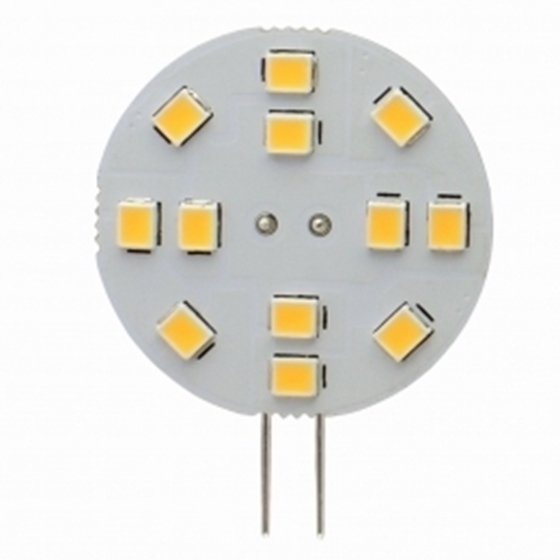 Picture of LED G4 12V 2W - 30 mm - WW
