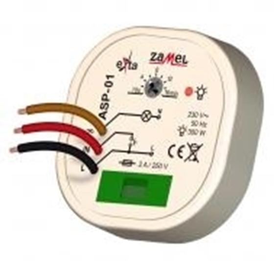 Immagine di SCALA ASP-01 - controllo di dispositivi di illuminazione su scale e corridoi