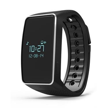 Picture of OROLOGIO TOUCH SCREEN CON BLUETOOTH - MyKronoz Smartwatch ZeWatch3 black