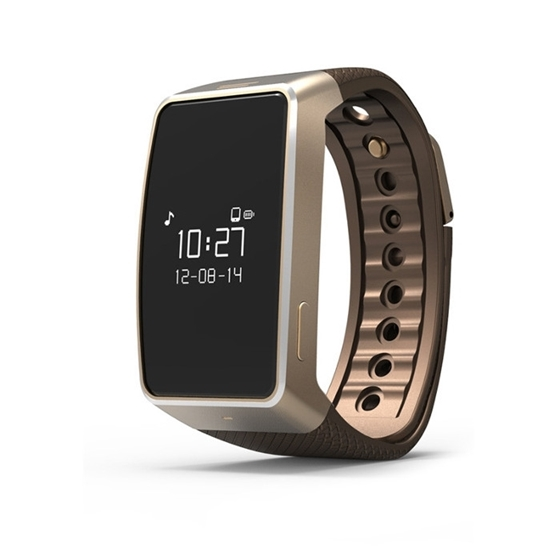 Immagine di OROLOGIO TOUCH SCREEN CON BLUETOOTH - MyKronoz Smartwatch ZeWatch3 pink-gold