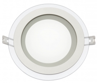 Picture of Pannello ad incasso - FIALE ECO LED ROUND 230V  IP20 12W - WW