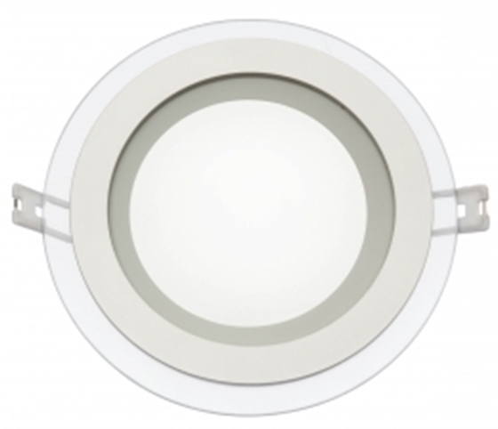 Picture of Pannello ad incasso - FIALE ECO LED ROUND 230V  IP20 12W - WW