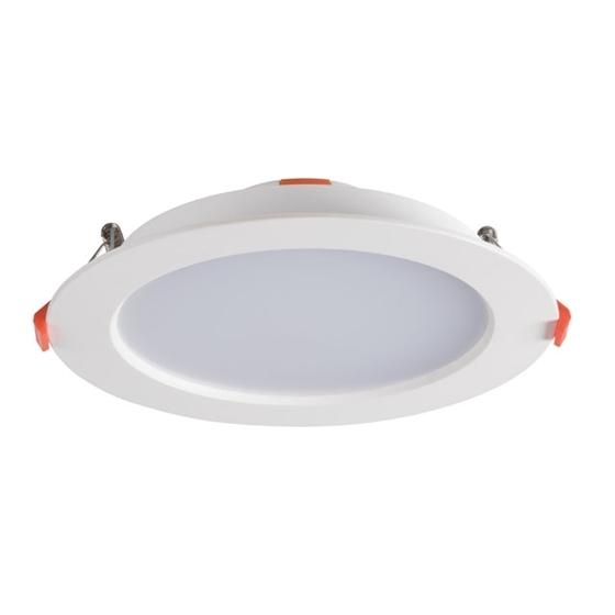 Immagine di PROIETTORI A INCASSO ROTONDI - LITEN LED - downlight