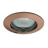 Immagine di Faretto incasso da soffitto FISSO  - VIDI CTC-5514 - VARI COLORI
