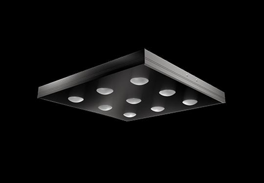 Plafoniere A Soffitto Per Ufficio : Mars pl alluminio w soffitto led light plus vendita