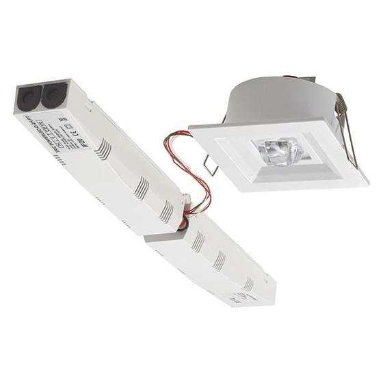 Immagine di Luce di emergenza con POWER LED - TRIC POWERLED - O -  PT