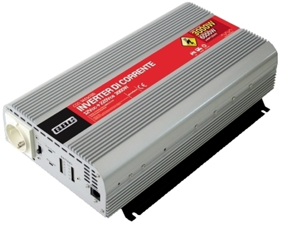 Immagine di INVERTER SOFT START 12VCC 3000W