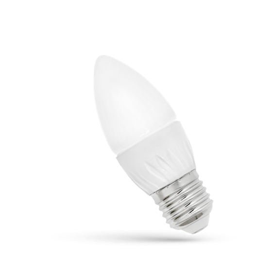 Picture of LAMPADA CANDELA LED - E27 - 6W - WW/CW