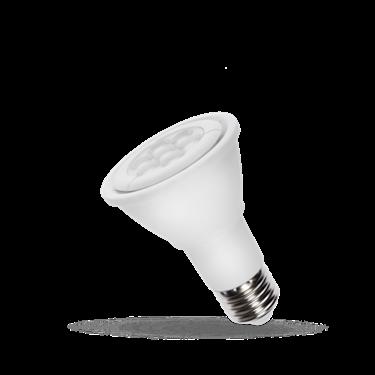 Immagine di LAMPADA LED PAR20 E27 - 6W - CW/WW