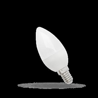 Immagine di LAMPADA CANDELA LED - E14 - 1,5W - WW/CW