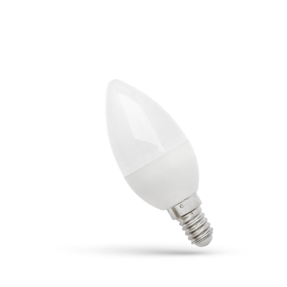 Picture of LAMPADA CANDELA LED - E14 - 1,5W - WW/CW
