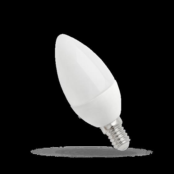 Immagine di LAMPADA CANDELA LED - E14 - 4W - WW/CW
