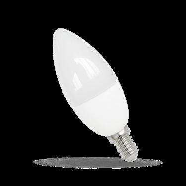 Immagine di LAMPADA CANDELA LED - E14 - 7W - WW/CW