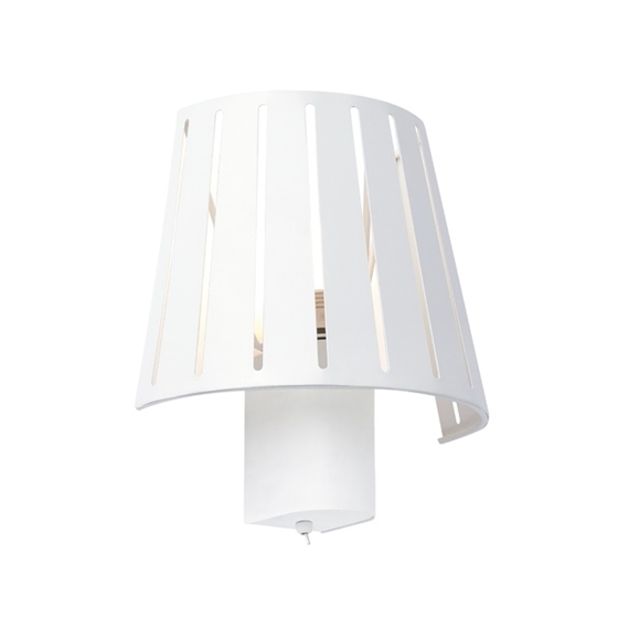 Picture of APPLIQUE A PARETE - MIX WALL LAMP - BIANCO