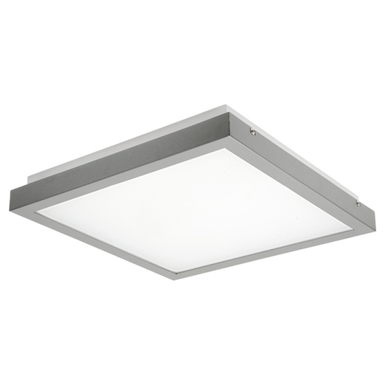 Picture of PLAFONIERA DA INTERNO A SOFFITTO - TYBIA LED 38W - NW - CON SENSORE DI MOVIMENTO A MICROONDE