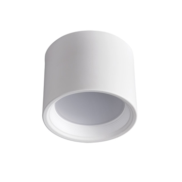 Immagine di proiettore di tipo downlight LED per interno a soffitto  - OMERIS N LED - NW - W