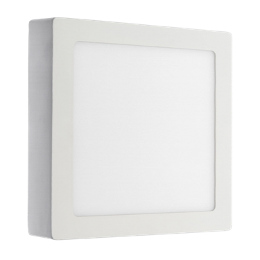Picture of PLAFONIERA DA INTERNO LED - ALGINE QUADRATA ECO - WW/NW/CW