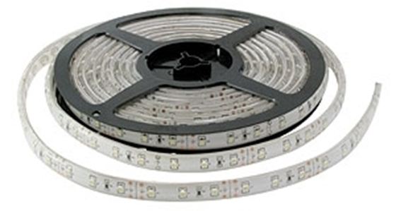 Immagine di STRISCIA 600 LED SMD 3528 IN/OUT IP65 LUCE NATURALE 4000°K