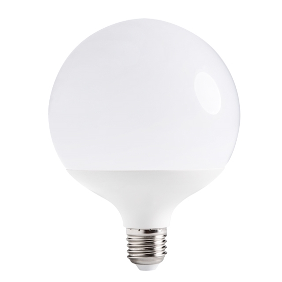 Picture of LUNI MAX 16W E27 LED - WW - LAMPADINA GLOBO LED CON VETRO BIANCO