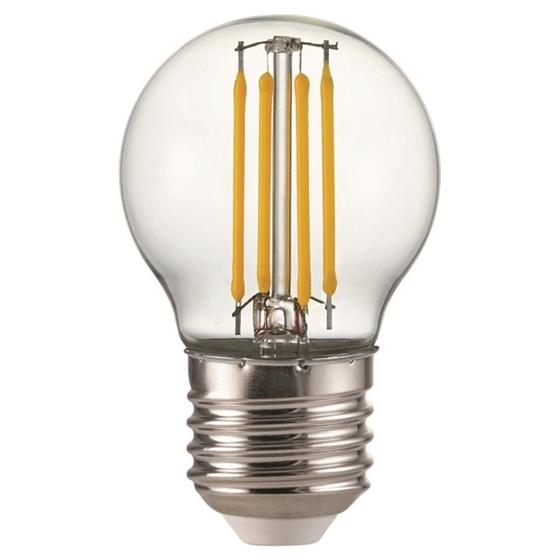 Immagine di NUPI FILLED 4W E27 - WW -  MINI GLOBE  CON LED SMD