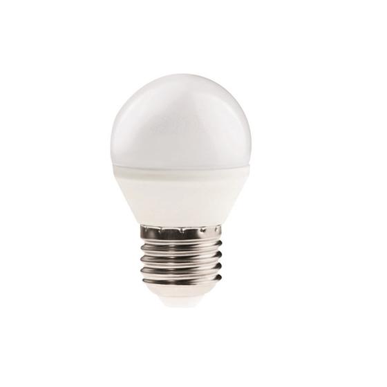 Immagine di BILO 6,5W T SMD E27 - LAMPADINA MINI GLOBO LED CON VETRO BIANCO