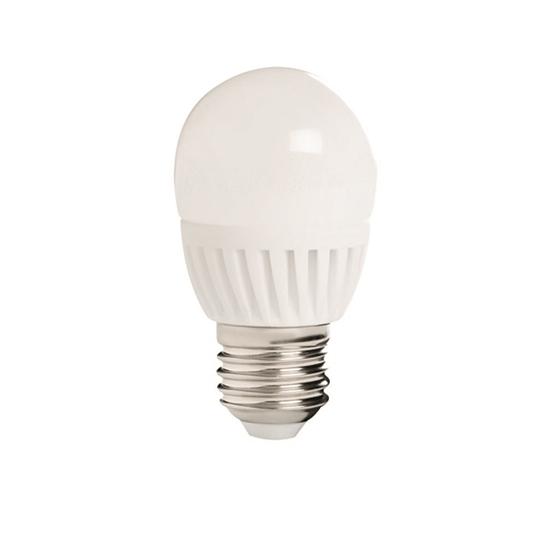 Immagine di BILO HI 8W E27 - LAMPADINA MINI GLOBO LED CON VETRO BIANCO