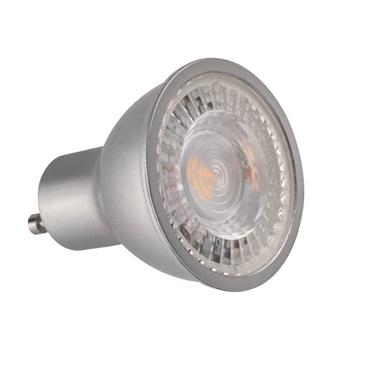 Picture of PRO GU10 LED 7W S3  - 36° - GRIGIO -  FARETTO A LED