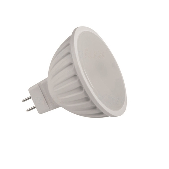 Immagine di TOMI LED  MR16 - 7W - SPOT LED SMD Gx5,3 - FARETTO BIANCO A LED