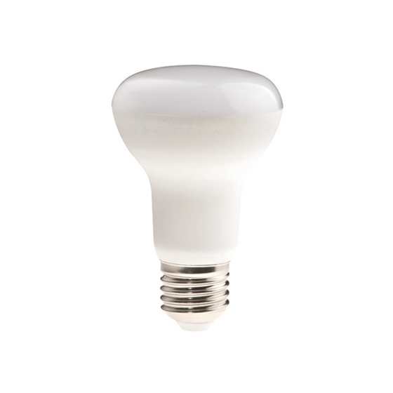 Immagine di SIGO R63 LED E27 - 8W - LAMPADINA LED SMD TIPO R