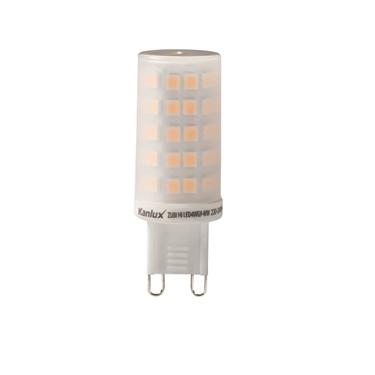 Immagine di ZUBI HI LED 4W G9 - CAPSULE A LED SMD -WW