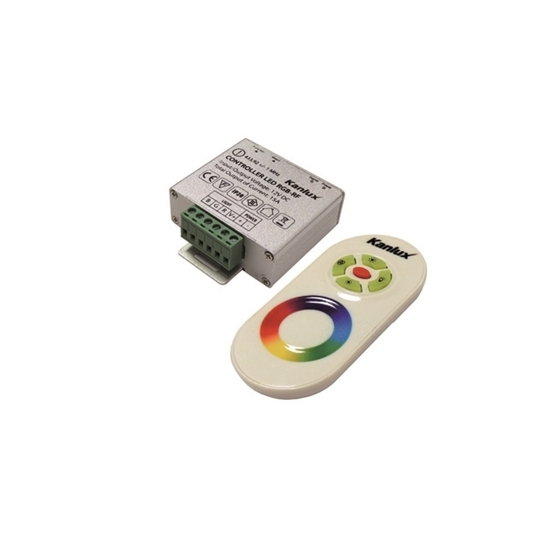 Picture of Controller per moduli lineari LED RGB - CONTROLLER LED RGB - RF