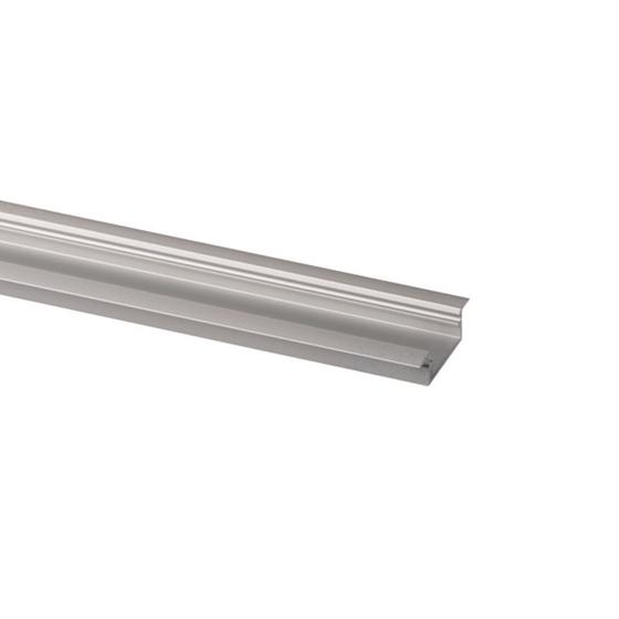 Immagine di PROFILO K - Profilo di moduli LED lineari  - GRIGIO
