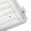Immagine di TYBIA LED 38W - NW - PLAFONIERA LED DA SOFFITTO IP 20