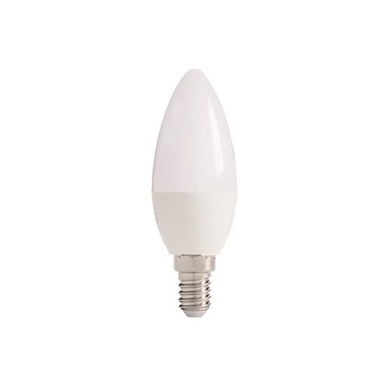 Picture of IQ LED C37 E14 - 7,5W - LAMPADINA LED CON VETRO BIANCO
