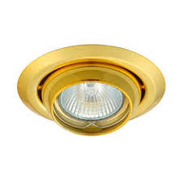Picture of FARETTO A INCASSO ORIENTABILE ARGUS - CT 2117 - oro