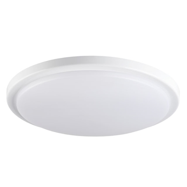 Picture of ORTE LED 24W - NW - O - PLAFONIERA LED IP 54