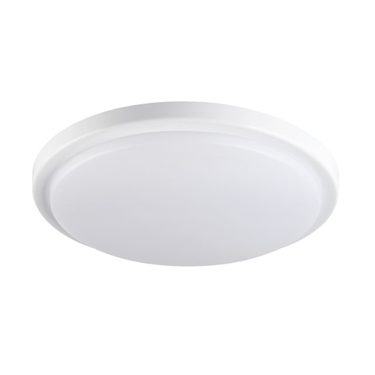 Picture of ORTE LED 18W - NW - O - SE - PLAFONIERA LED IP 54 CON SENSORE