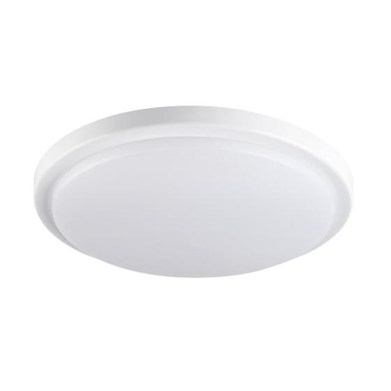 Immagine di ORTE LED 18W - NW - O - SE - PLAFONIERA LED IP 54 CON SENSORE
