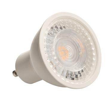Immagine di PRO GU10 LED 7W - BIANCO - SPOT SMD 230V / 12V - NW