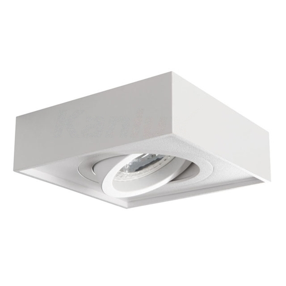 Picture of MINI GORD DLP-50-W - FARETTO A INCASSO A SOFFITTO