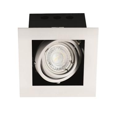 Immagine di MERIL DLP-50-W - FARETTO A INCASSO TIPO downlight - 95*95 - 30°